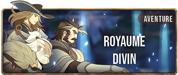 Royaume Divin - Bannière - AFK ARENA