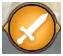 Mêlée logo - AFK ARENA