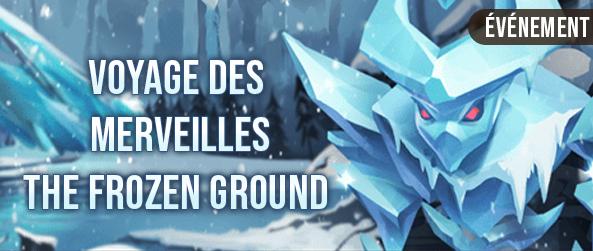 The Frozen Ground - Bannière - AFK ARENA
